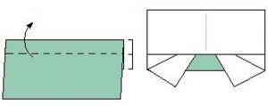 как сделать машинку из бумаги_4