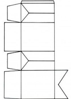 как сделать рубашку из бумаги фото 12