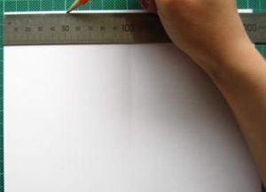как сделать рубашку из бумаги фото 19