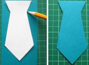как сделать рубашку из бумаги фото 21