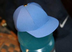 как сделать шапку из бумаги_1