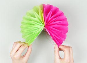 Как сделать шар из бумаги 12