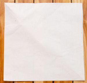 как сделать стакан из бумаги 1