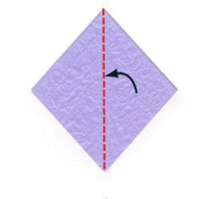 как сделать стакан из бумаги 14