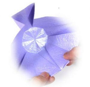 как сделать стакан из бумаги 31