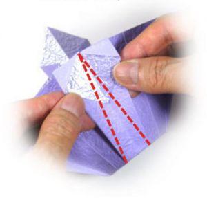 как сделать стакан из бумаги 32