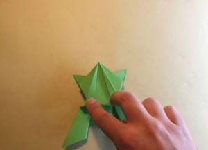 как сделать жабу из бумаги_15
