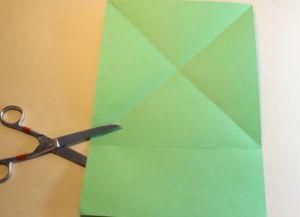 как сделать жабу из бумаги_2