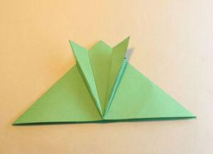 как сделать жабу из бумаги_9