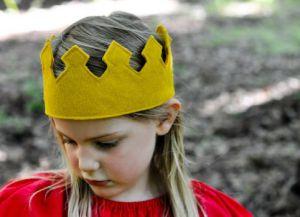 корона из фетра фото 14