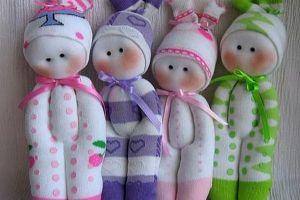 куклы своими руками мастер класс (1)