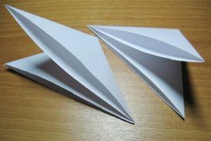новогодние украшения из бумаги (15)