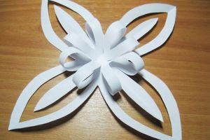 новогодние украшения из бумаги (20)