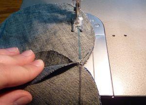 Пэчворк из старых джинсов 5