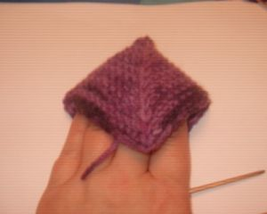пэчворк вязание спицами 12