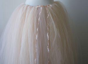 платье из фатина своими руками 11