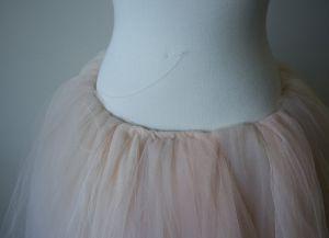 платье из фатина своими руками 8