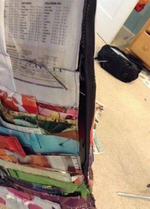 платья из подручных материалов 25
