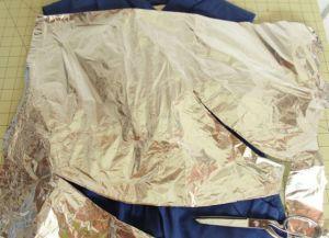 платья из подручных материалов 31