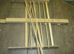 плетение из лозы для начинающих 1