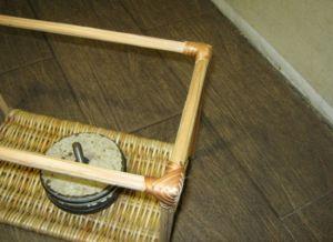 плетение из лозы для начинающих 14