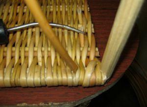 плетение из лозы для начинающих 16