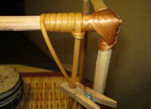 плетение из лозы для начинающих 18