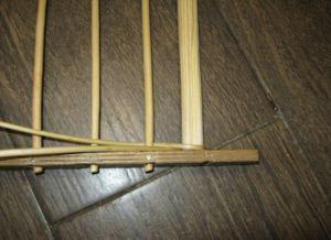 плетение из лозы для начинающих 2
