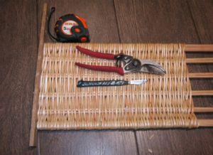 плетение из лозы для начинающих 6