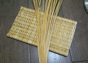 плетение из лозы для начинающих 7