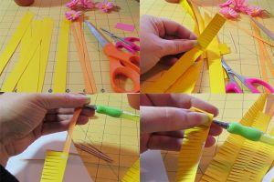 топиарии из искуственных цветов 12