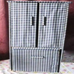 как сделать шкаф для кукол13