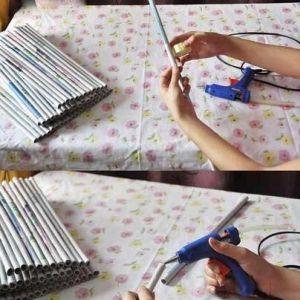 как сделать шкаф для кукол4