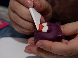 как делать смешариков из пластилина 4
