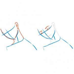 Как нарисовать балерину 18