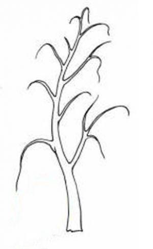 Как нарисовать дерево 3