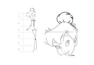 как нарисовать фею 28