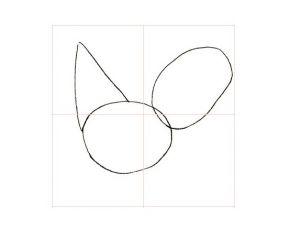 как нарисовать птицу 8