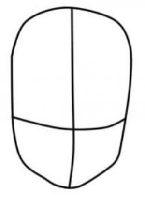 Как нарисовать Розу Барбоскину 1