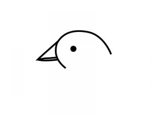 Как поэтапно нарисовать карандашом голубя детям 7