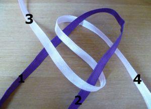 как сделать брелок своими руками4