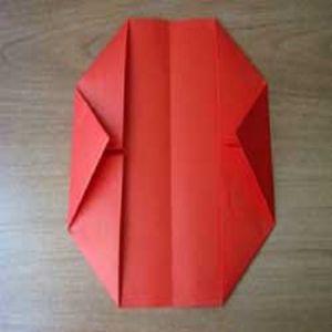 как сделать из бумаги кошелек6