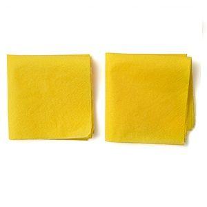как сделать из бумаги одуванчик 3