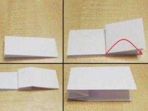 как сделать из бумаги вертолет 16