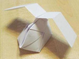 как сделать из бумаги вертолет 19