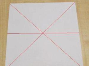 как сделать из бумаги вертолет 2