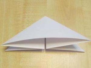 как сделать из бумаги вертолет 3