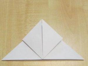 как сделать из бумаги вертолет 4