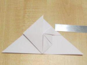 как сделать из бумаги вертолет 6