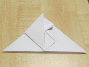 как сделать из бумаги вертолет 8